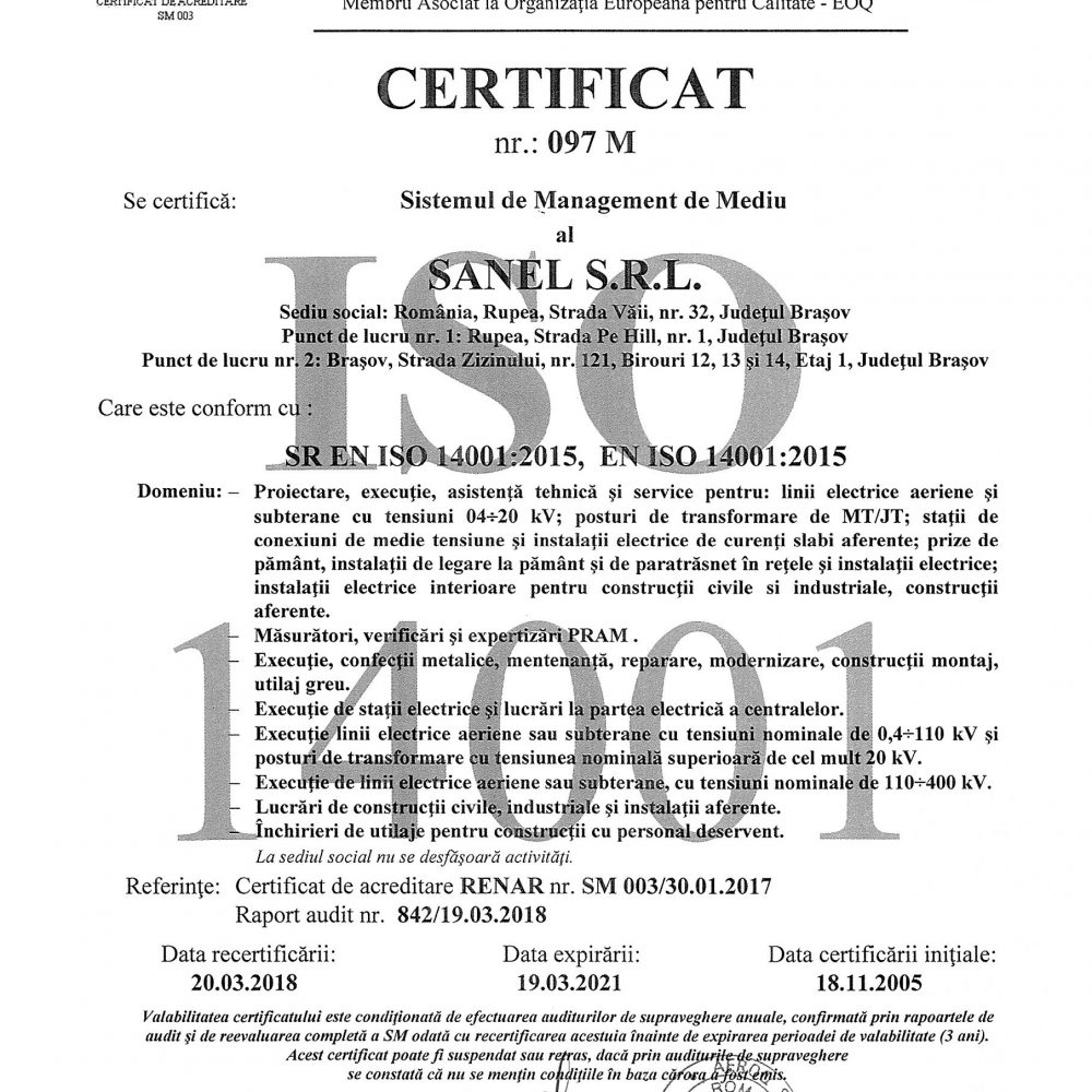 certificate ISO 2018-1 copy